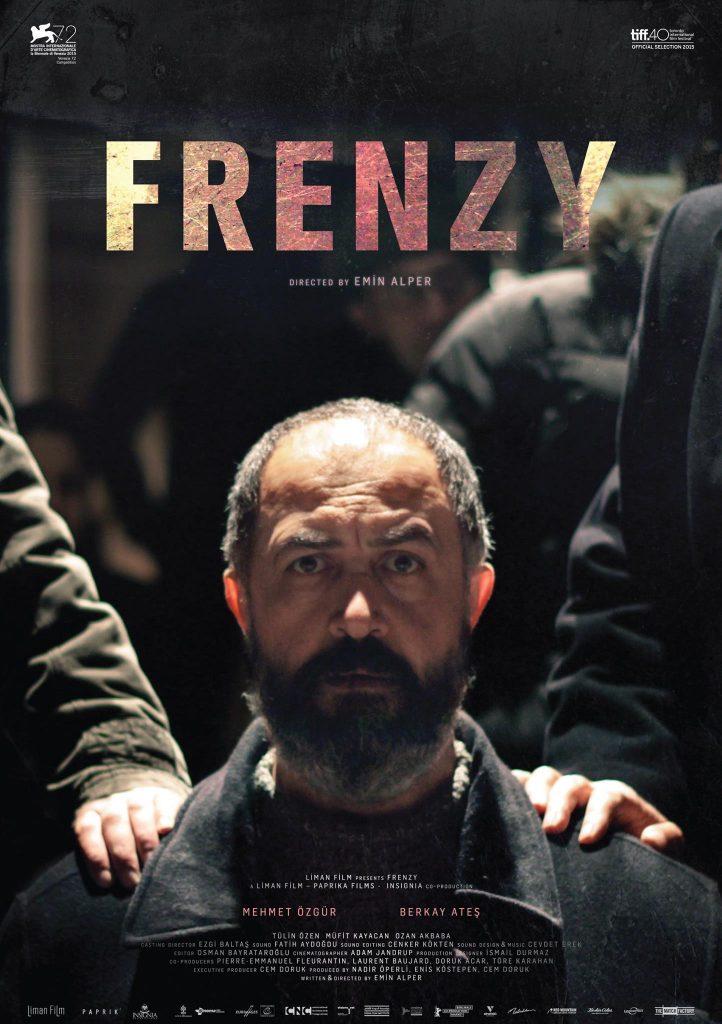 Υποψίες (Frenzy / Abluka) (2015)